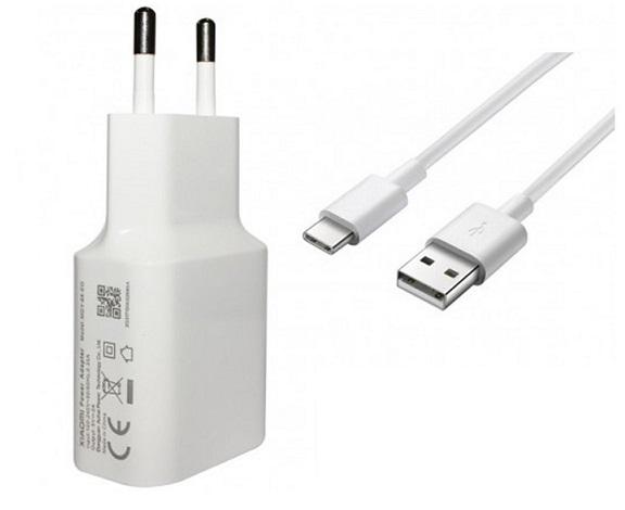 Xiaomi MDY-08-EO USB-s hálózati töltő microUSB-s