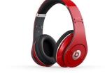 Monster Beats By Dre Studio Red/vörös vezetékes sztereo headset (3,5mm jack csatlakozós)**